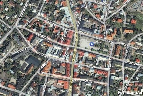 Kamery satelitarne na żywo