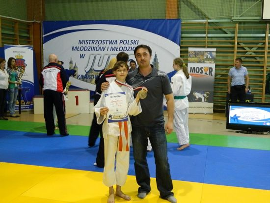 joanna nocula medalistk mistrzostw polski w judo sport. Black Bedroom Furniture Sets. Home Design Ideas