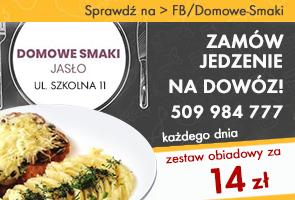 Jedzenie na dowóz Jasło